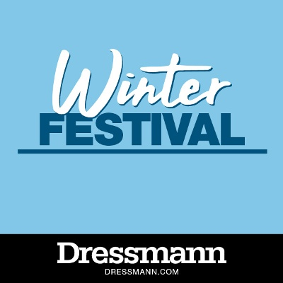 Dressmann WINTER FESTIVAL!